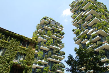 10 Sustainable Design & Architectural Trends for a Living Building